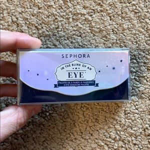 """NWT Sephora """"In the Blink of an Eye"""" palette"""